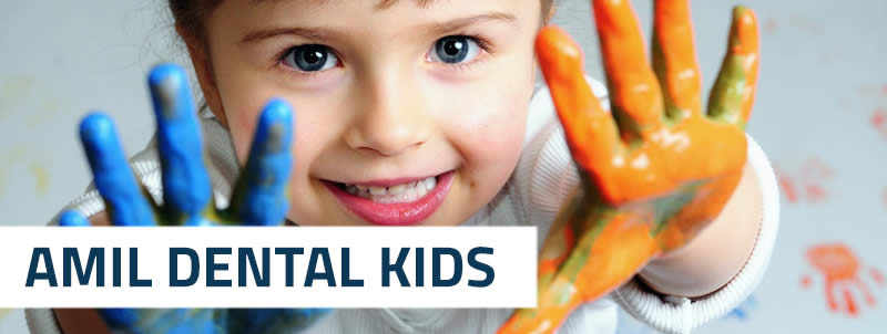 Corretores Amil Dental kids